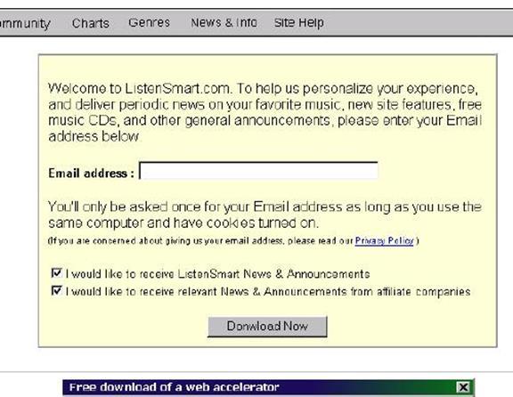abovo co | ListenSmart com Business Plan | Social Email
